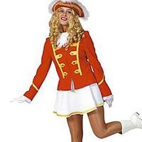 Funkenmariechen-Kostüm
