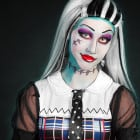 Die coole Frankie Stein aus der Monster High