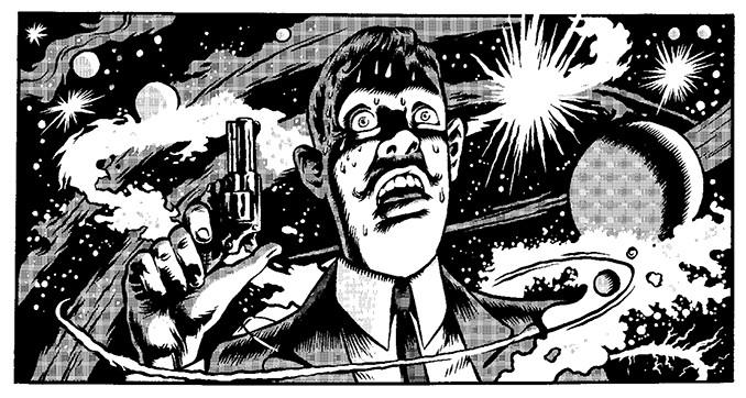 Lovecraft Vom Jenseits Ausschnitt 5