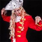 Schminanleitung für einen Karnevals Zombie
