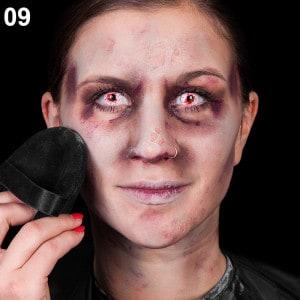 Zombiefunkenmariechen09