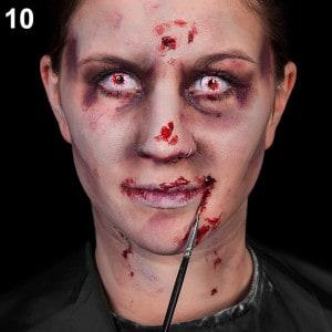 Zombiefunkenmariechen10