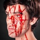Wir zeigen Dir fünf Möglichkeiten dich blutig zu schminken