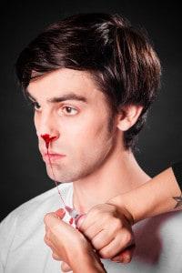 Blutgel Wunden Bluteffekte schminken