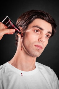 Kunstblut  Bluteffekte Wunden schminken