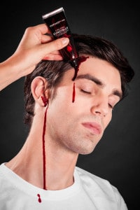 Kunstblut  Blut schminken Bluteffekte