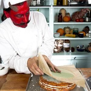 Halloween Kuchenrezept Anleitung