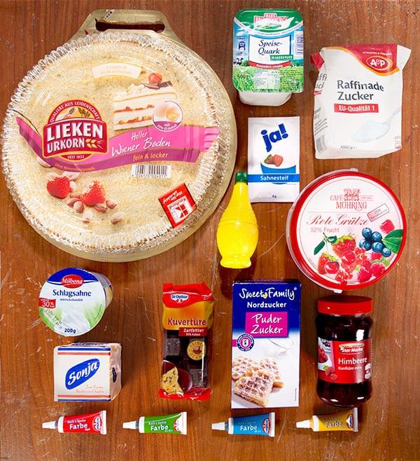 Halloween Rezept Halloween Kuchen Zutaten