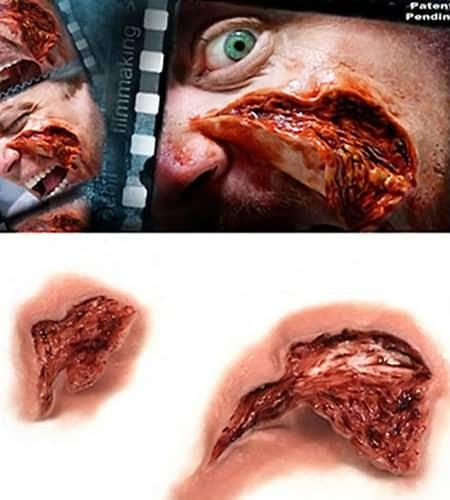 Halloween Make-up Effekte (5)