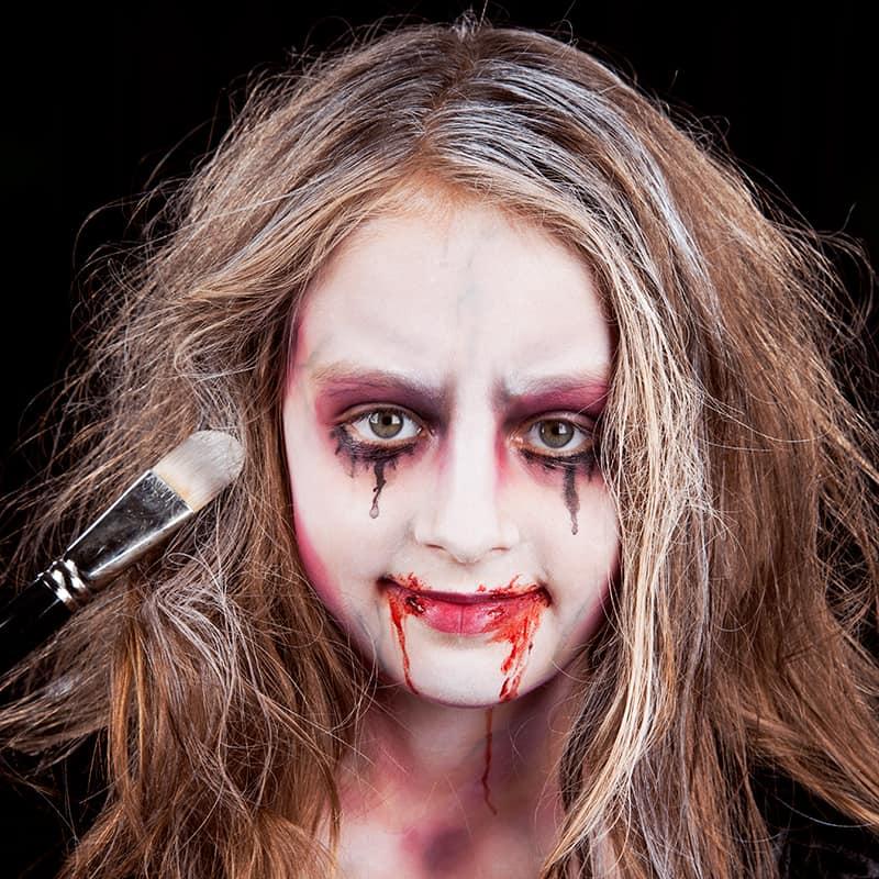Vampir Schminkanleitung Fur Kinder Halloween De