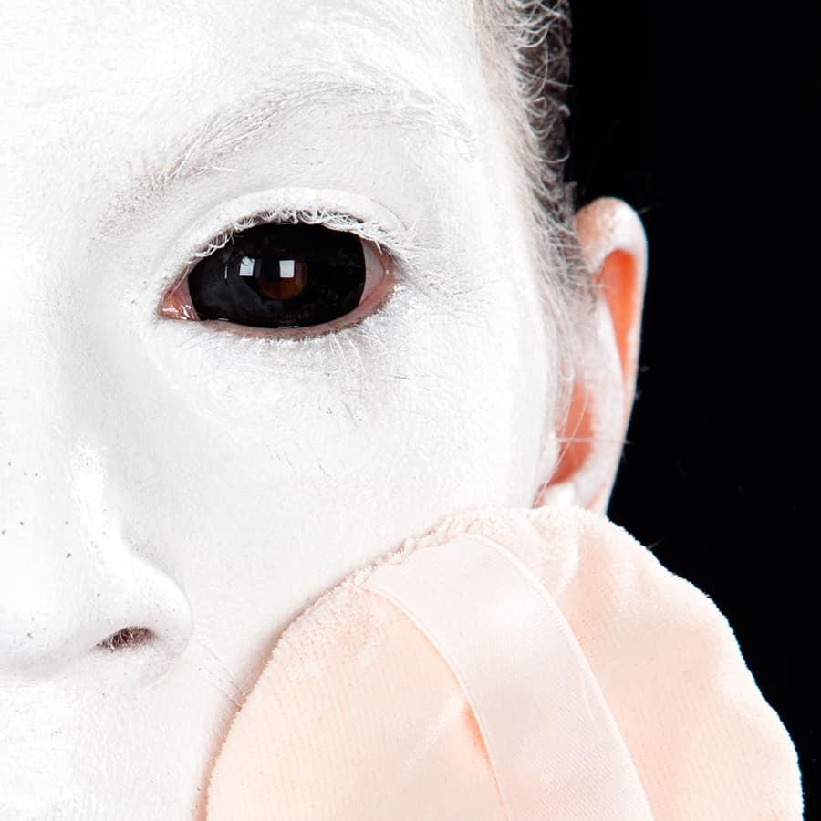 Halloween Schminkanleitung Horror Nonne Halloween De