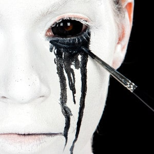Halloween Verkleidung Anleitung Unheimliche Nonne