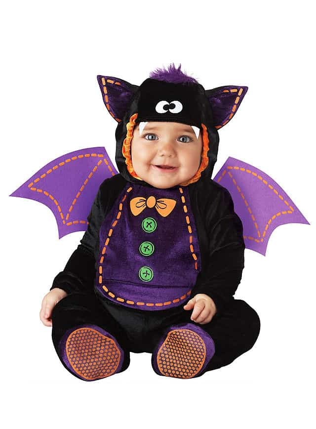 Fledermaus Babykostüm Halloween