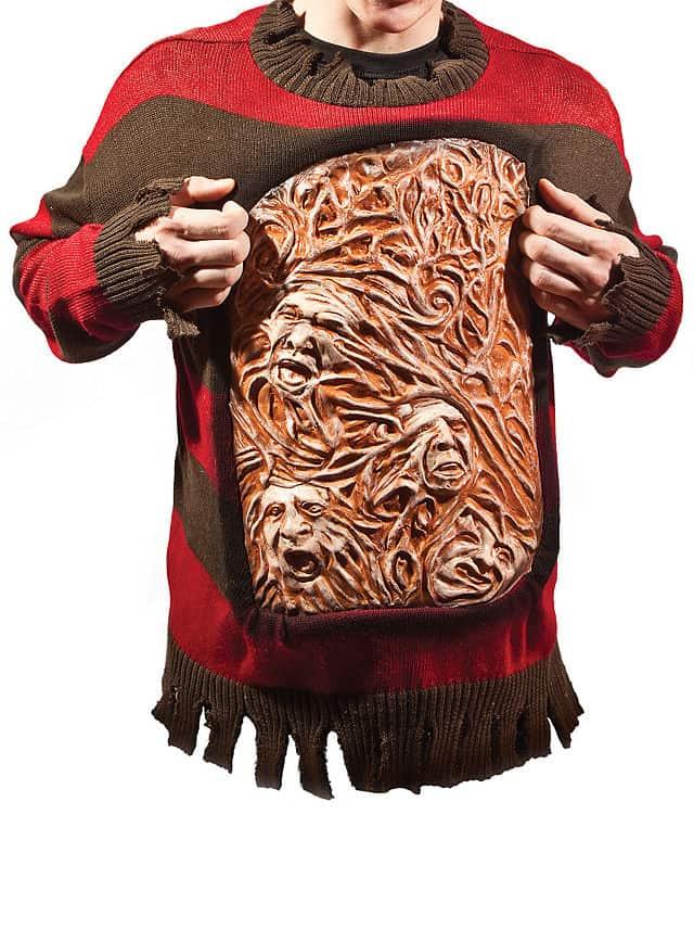 Freddy Krueger Halloween Pullover