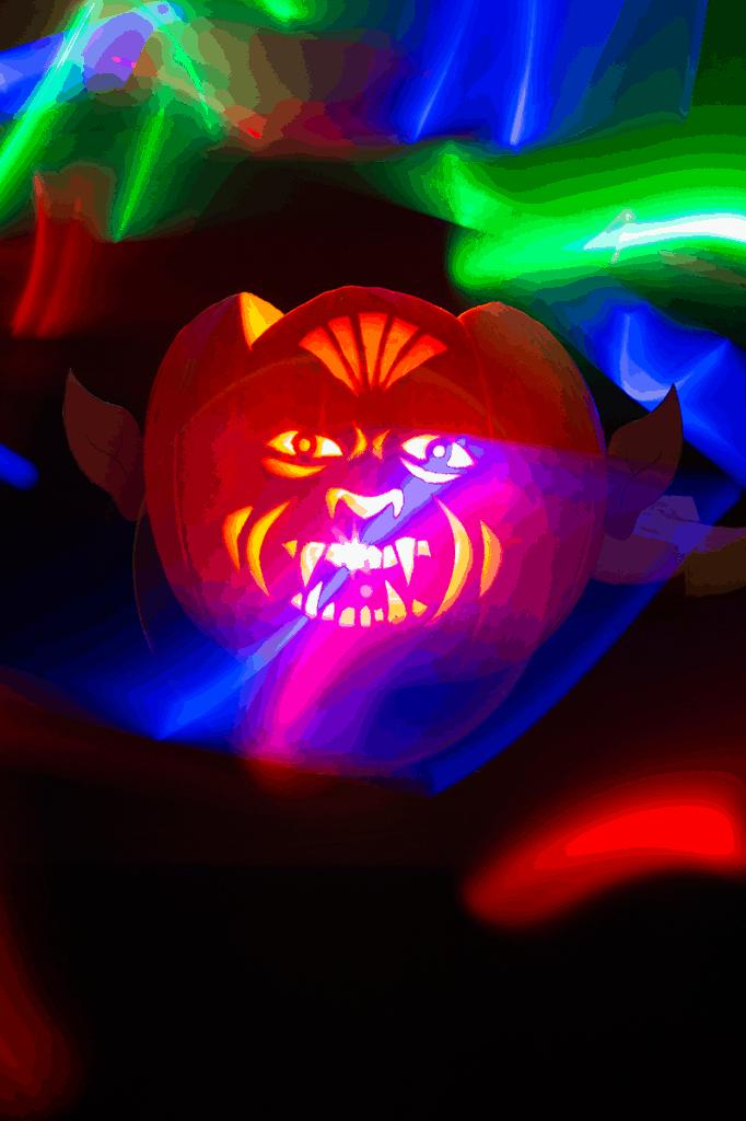 Happy Halloween 2014 - Kürbis