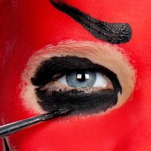 Halloween Make-Up Monster für Kinder