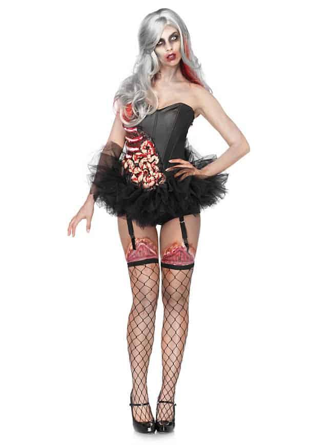 Sexy Splatter Halloween Kostüm