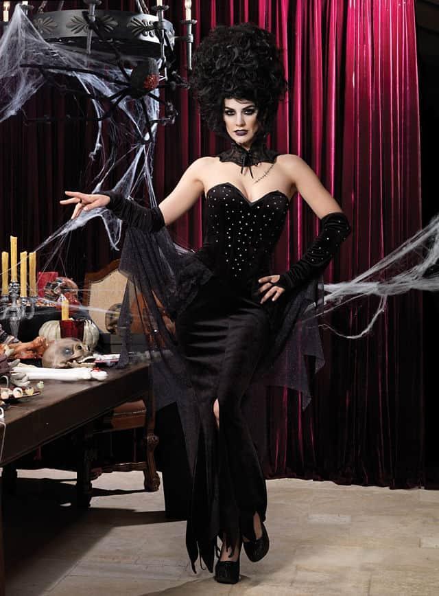 Vampirin Premium Halloween Kostüm