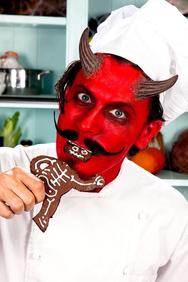 Leckere Kekse backen - Halloween Rezept