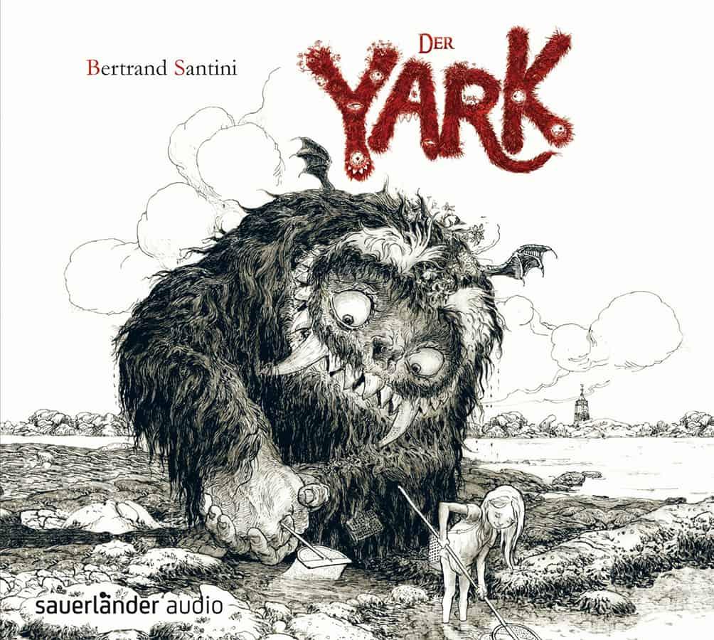 Yark-Hoerbuch-Cover