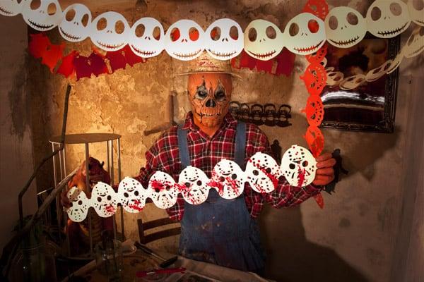 Halloween Deko Selber Machen Einfach Und Gruselig Halloweende