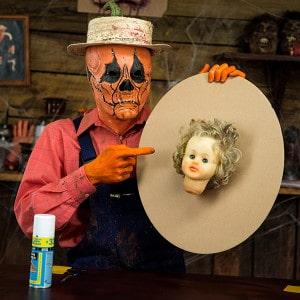 Bastelanleitung Halloween Dekoration Geisterkontakt (4)