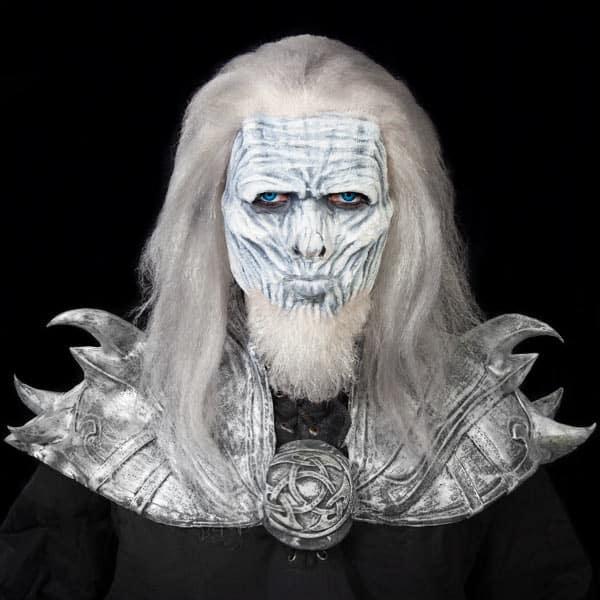 Weiße Wanderer Halloween Make Up Jetzt Entdecken Halloweende