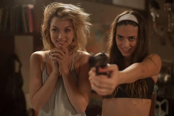Böse Mädchen! Richtig böse Mädchen! ©Universum Film