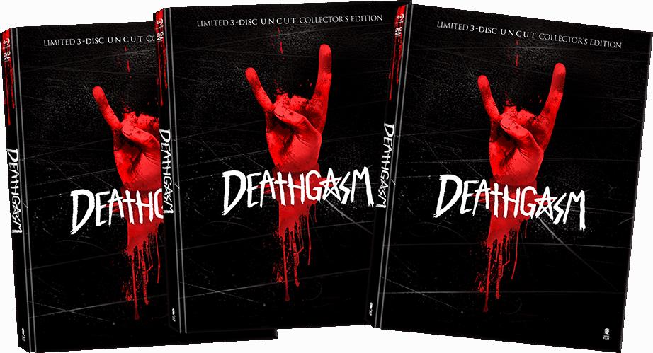 Deathgasm-Verlosung