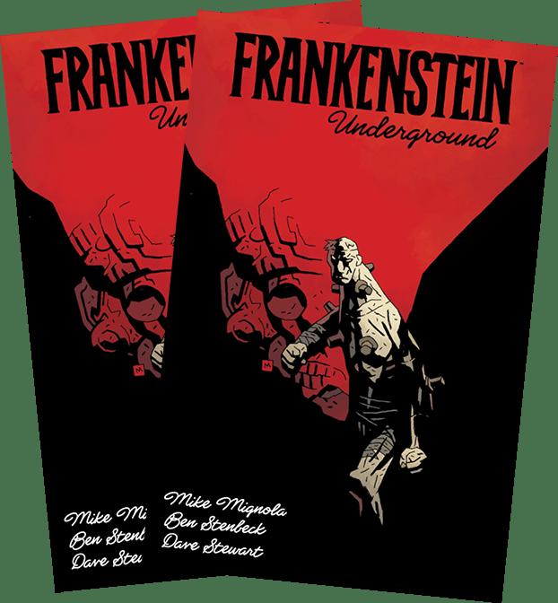 Frankenstein-Underground-Verlosung