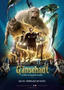 Kinofilm Gänsehaut
