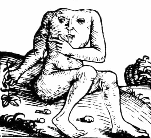 Monster der Welt: Blemmyer