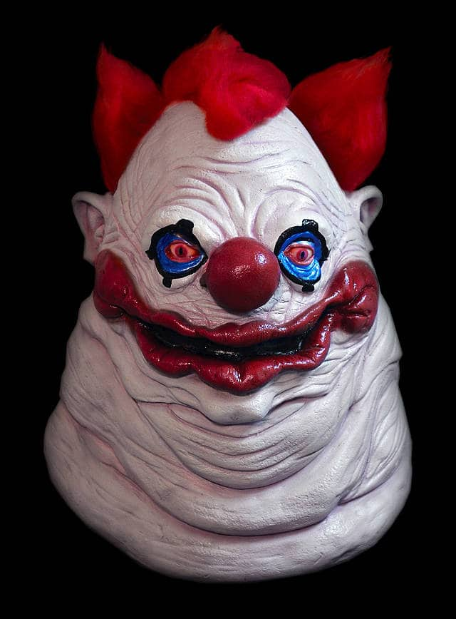 Horrormaske Fatso Killerclown