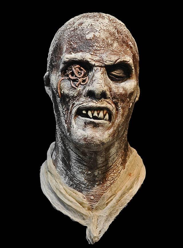 Horrormaske Luci Fulci Zombie