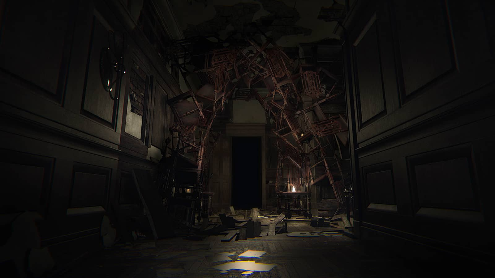 Layers of Fear Test