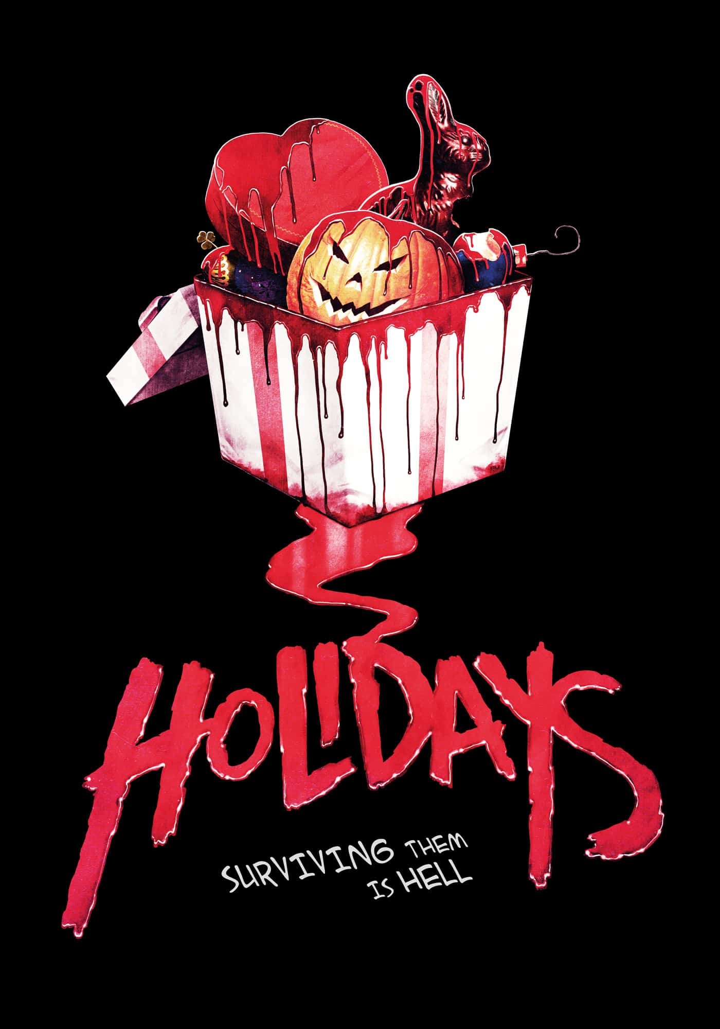 Holidays Film Poster