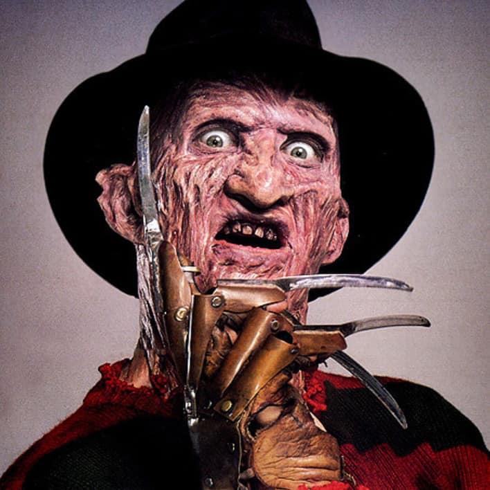 Horror Ikonen - Freddy-Krueger