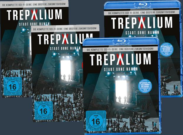 Trepalium DVD Blu-ray Verlosung