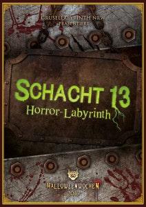 05 Schacht13 Poster mit Rahmen und HW Logo A4 RGB web