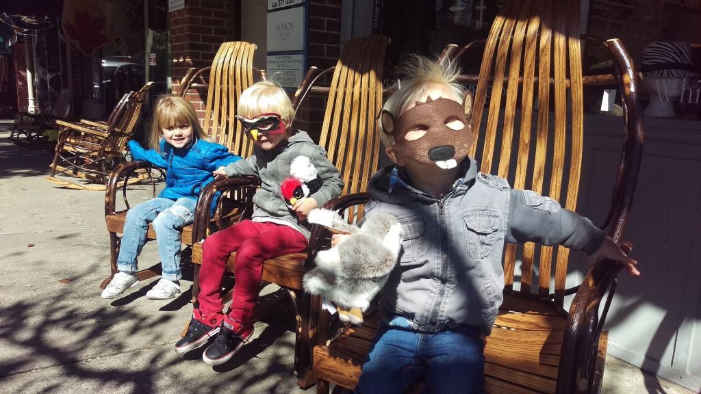 Halloween und Kinder (1)