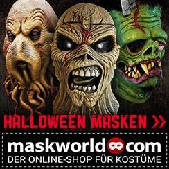 maskworld.com - riesige Auswahl an Halloween Masken